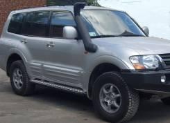 Шноркель. Mitsubishi Pajero, V73W