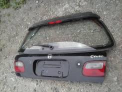 Спойлер на заднее стекло. Honda Civic, EG3EG4EG6