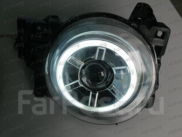 Фара. Toyota FJ Cruiser