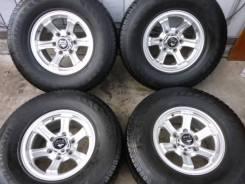 265/70R15 Комплект летних колес очень дешево!