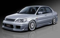 Обвес кузова аэродинамический. Mitsubishi Lancer Cedia