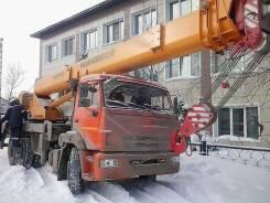 Ивановец 45717К-1Р, 2014. Автокран КС-45717К-1Р, 25 000кг., 30,00м.