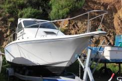 Sunaga Blue Shark. длина 7,90м., двигатель подвесной, 200,00л.с.
