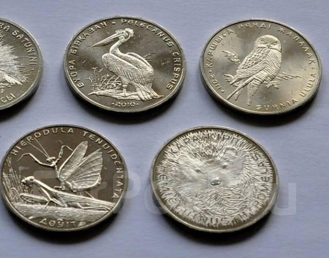 Монеты казахстана 50 тенге по сериям мешок значки