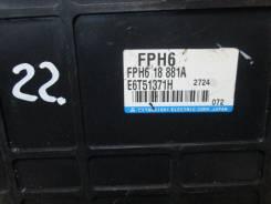 Блок управления двс. Mazda Ford Ixion, CP8WF Mazda Premacy, CP8W, CPEW Двигатель FPDE