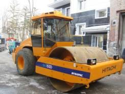 DYNOPAC HITACHI CA512D, 2003. Каток дорожный вибрационный грунтовый Dynopac Hitachi CA512D