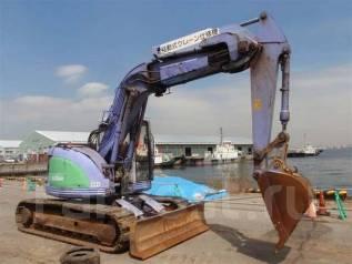 Hitachi. Гусеничный экскаватор EX135UR