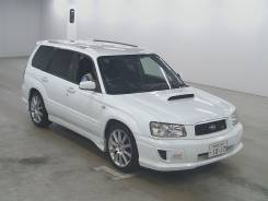 Subaru Forester. SG9STI