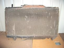 Радиатор охлаждения двигателя. Toyota Carina, ST195 Двигатель 3SFE