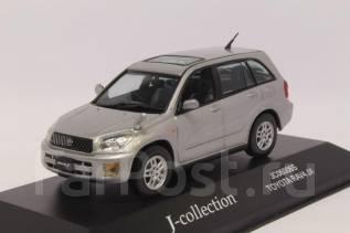 Toyota RAV 4 JX J-Collection Праворульная