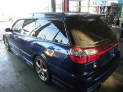 Жесткость бампера. Subaru Legacy, BH5, BH9, BHC, BHE, BH