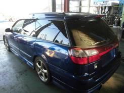 Вставка багажника. Subaru Legacy