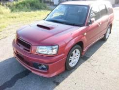 Решетка под дворники. Subaru Forester, SG5, SG9, SG