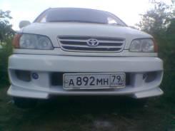 Обвес кузова аэродинамический. Toyota Ipsum, SXM10, SXM10G