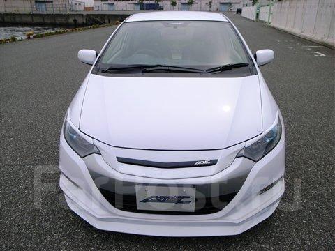 Обвес кузова аэродинамический. Honda Insight, ZE2