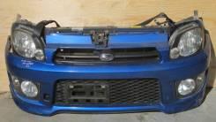 Ноускат. Subaru Pleo, RA2