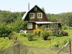 Продам дом в п. Тигровый. Тигровая 205б, р-н с.Тигровое, площадь дома 42кв.м., скважина, электричество 10 кВт, отопление твердотопливное, от частног...