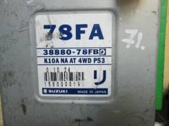 Блок управления двс. Suzuki Wagon R Solio, MA64S Suzuki Wagon R Plus, MA64S Двигатель K10A