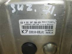 Блок управления двс. Suzuki Swift, ZD72S Двигатель K12B