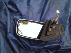 Зеркало заднего вида боковое. Mitsubishi Lancer Evolution, CT9A Двигатель 4G63