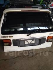 Дверь багажника. Mazda MPV, LV5W, LVEW, LVEWE, LVLR