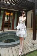 Платья-бандо. 38