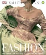 Книга о моде Fashion The Definitive History of Costume and Styl