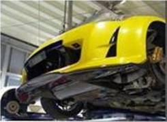 Диффузор. Nissan 350Z
