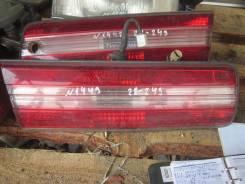 Вставка багажника. Toyota Mark II, GX100 Двигатель 1GFE
