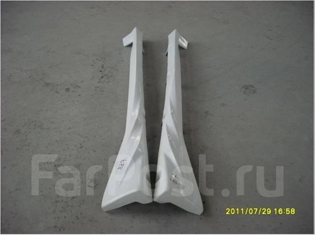 Порог пластиковый. Toyota Celica, ZZT230