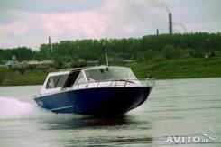 Томь-675. 2004 год, двигатель подвесной, бензин