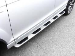 Порог пластиковый. Audi Q7, 4LB Двигатели: BTR, BAR, BHK, BUG
