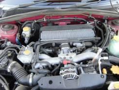 Вентилятор охлаждения радиатора. Subaru Forester, SG5, SG9, SG