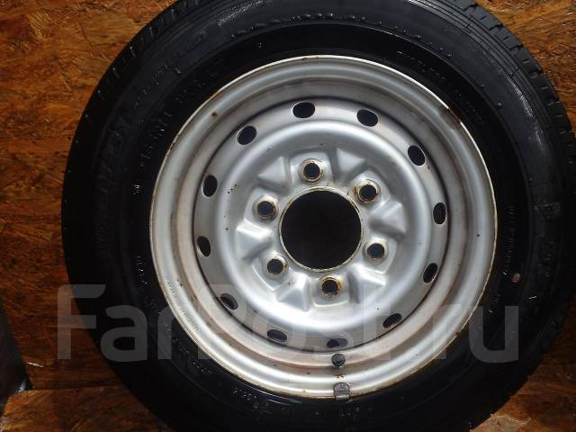 Колеса R14 139.7x6. 5.0x14 6x139.70