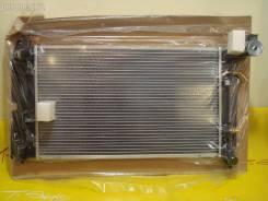Радиатор охлаждения двигателя. Toyota Corolla Fielder, NZE120 Двигатели: 2NZFE, 2NZ