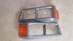 Ободок фары. Mitsubishi Delica, P25W Двигатель 4D56