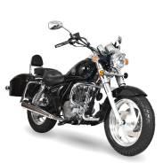 Baltmotors Classic 200. 200 куб. см., исправен, птс, без пробега