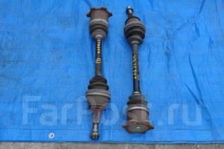 Привод. Nissan Stagea, M35 Двигатели: VQ25DD, VQ25DET, VQ25