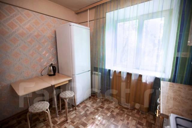 1-комнатная, бульвар Амурский 21. Центральный, 36 кв.м. Кухня