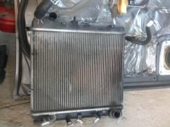 Радиатор охлаждения двигателя. Honda Jazz, GD1 Honda Fit, GD1 Двигатель L13A