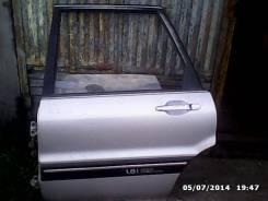 Дверь боковая. Mitsubishi Galant, E31A, E32A, E32AR, E33A, E34A, E34AR, E35A, E37A, E38A, E39A Двигатели: 4D65, 4G32, 4G37, 4G63, 4G67, 4D65T