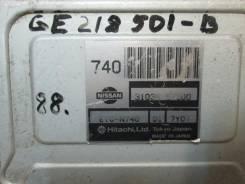 Блок управления двс. Nissan R'nessa, PNN30 Двигатель KA24DE