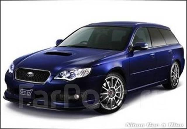 Порог пластиковый. Subaru Legacy, BL, BL5, BP, BP5