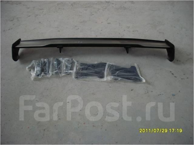 Спойлер. Subaru Impreza WRX STI, GD, GDB