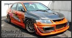 Элерон. Mitsubishi Lancer