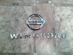 Эмблема. Nissan Wingroad, Y12 Двигатель HR15DE