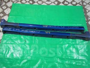 Порог пластиковый. Subaru Forester, SG9, SG9L, SG5. Под заказ