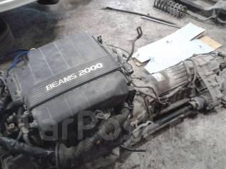 Автоматическая коробка переключения передач. Toyota Cresta, GX105 Двигатель 1GFE