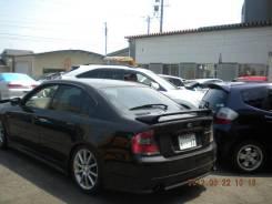 Ванна в багажник. Subaru Legacy B4, BL9, BL5, BLE, BL