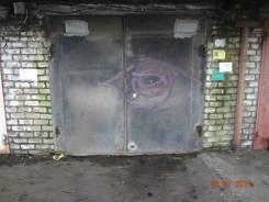 Продам капитальный гараж с большим погребом и смотровой ямой. Тобольская ул. 29, р-н Третья рабочая, 19,0кв.м., электричество, подвал. Вид снаружи